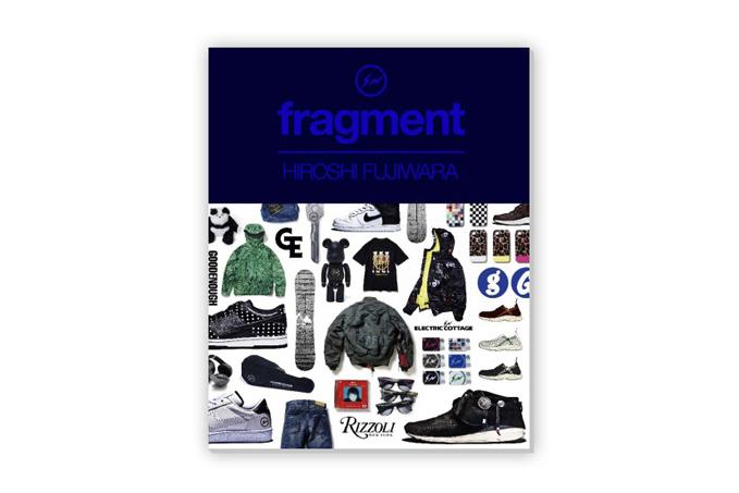 Image of 'fragment – Hiroshi Fujiwara' Book by Rizzoli
