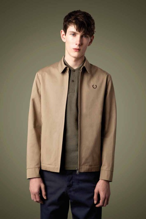 Image of Fred Perry Laurel Wreath 2013 Fall/Winter Collection