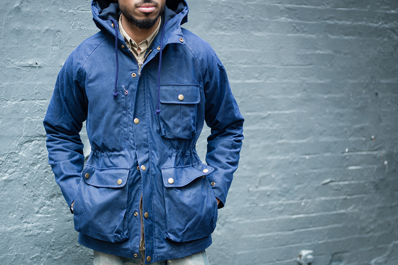 Image of Freemans Sporting Club 2013 Fall/Winter Isle of Man Parka