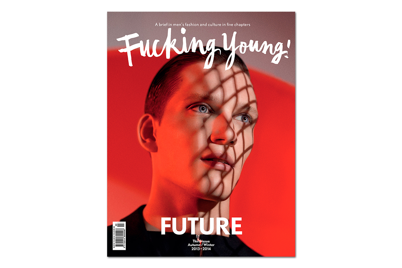 "Image of Fucking Young! 2013 Fall/Winter ""FUTURE"" Issue"