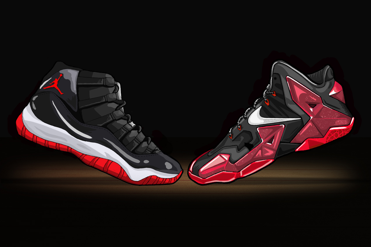 Image of Gary Warnett Weighs In On Whether LeBron's Shoe Line Can Ever Reach the Heights of Jordan Brand