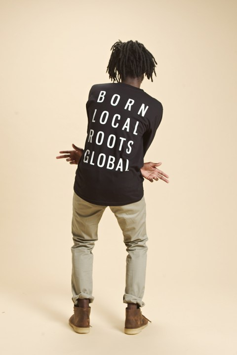 "Image of Grind London 2013 Fall/Winter ""Jah Bless"" Lookbook"
