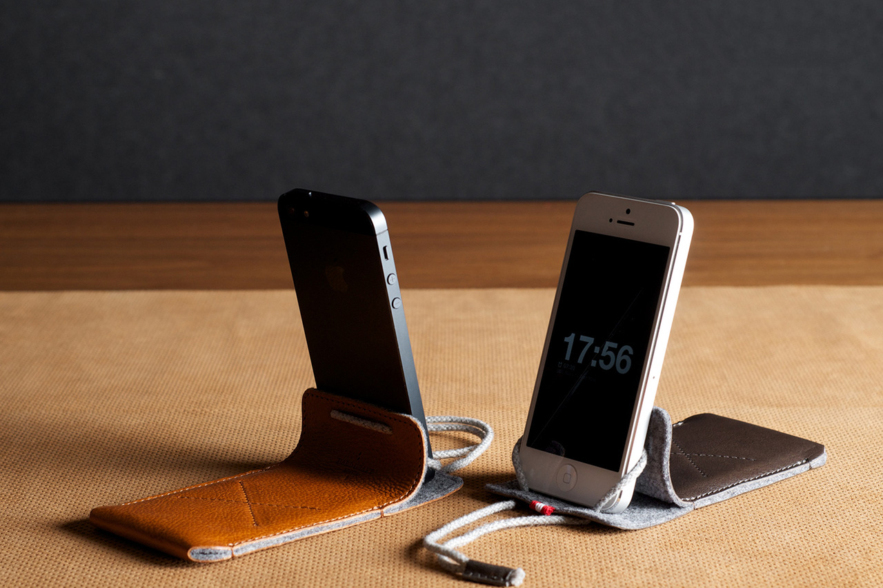 Image of hard graft iPhone Case & Stand