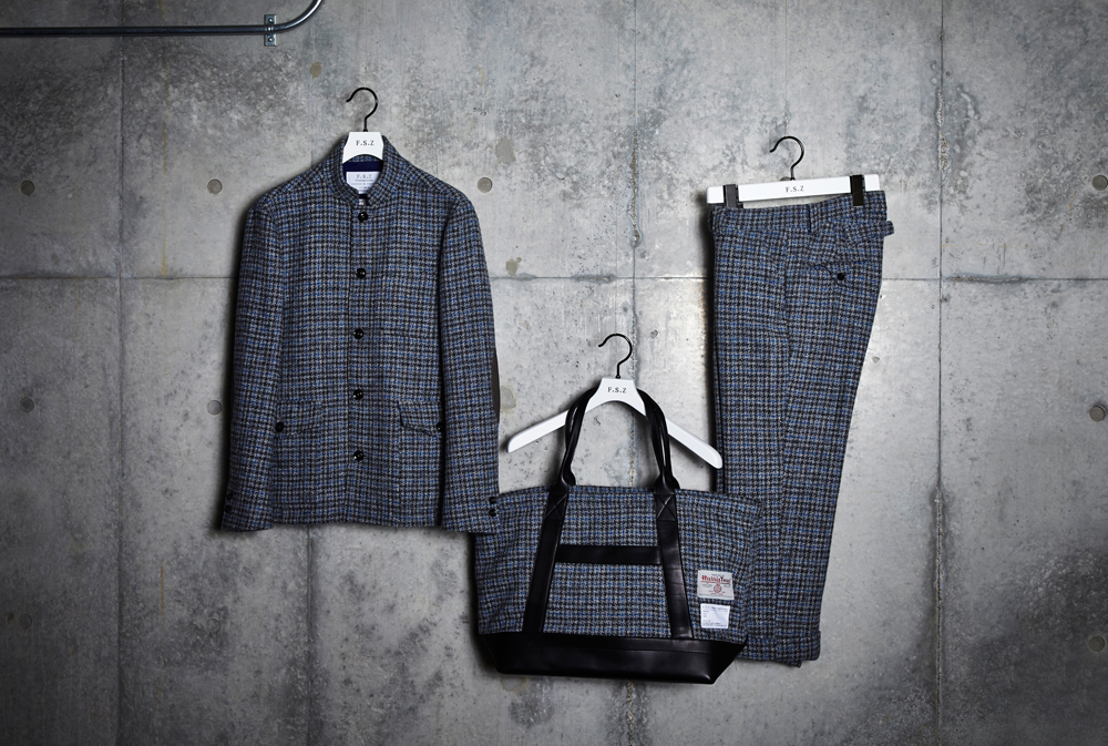 Image of Harris Tweed x F.S.Z 2013 Fall/Winter Collection