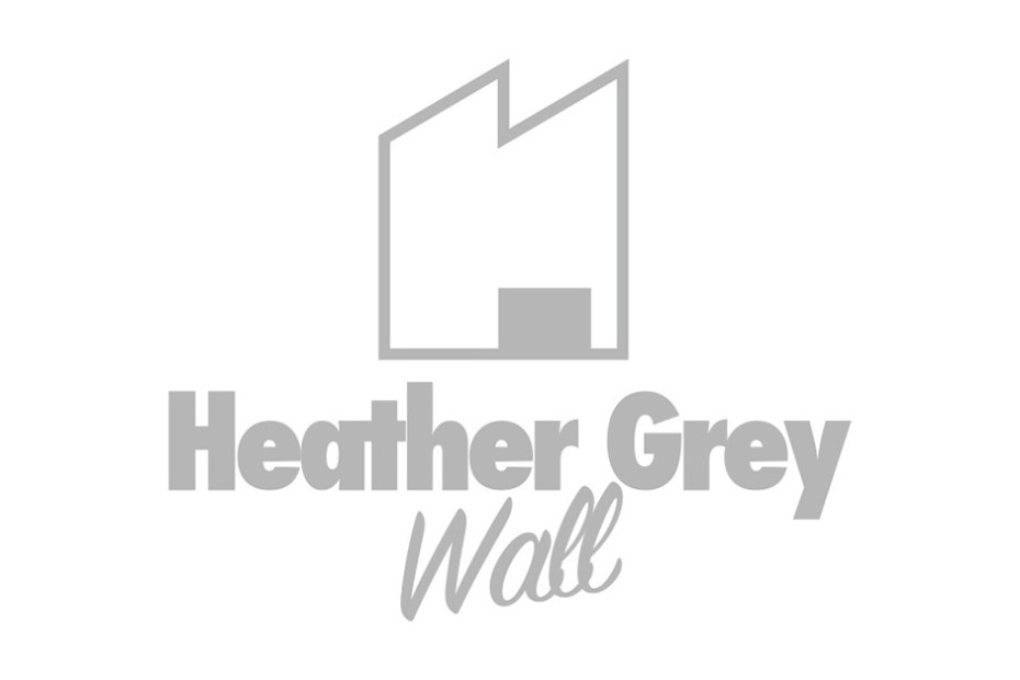Image of Heather Grey Wall HANKYU MEN'S OSAKA Pop-up Store