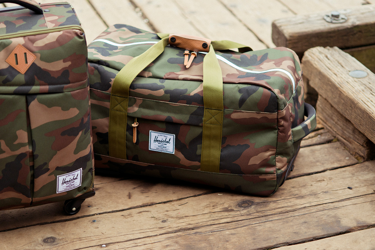 Image of Herschel Supply Co. 2013 Fall/Winter Travel Collection