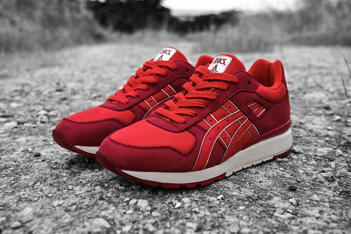 "Image of Highs and Lows x ASICS ""Brick and Mortar"" Pack"