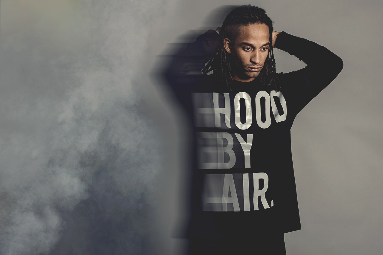Image of Hood By Air 2013 Fall/Winter Editorial by Wish