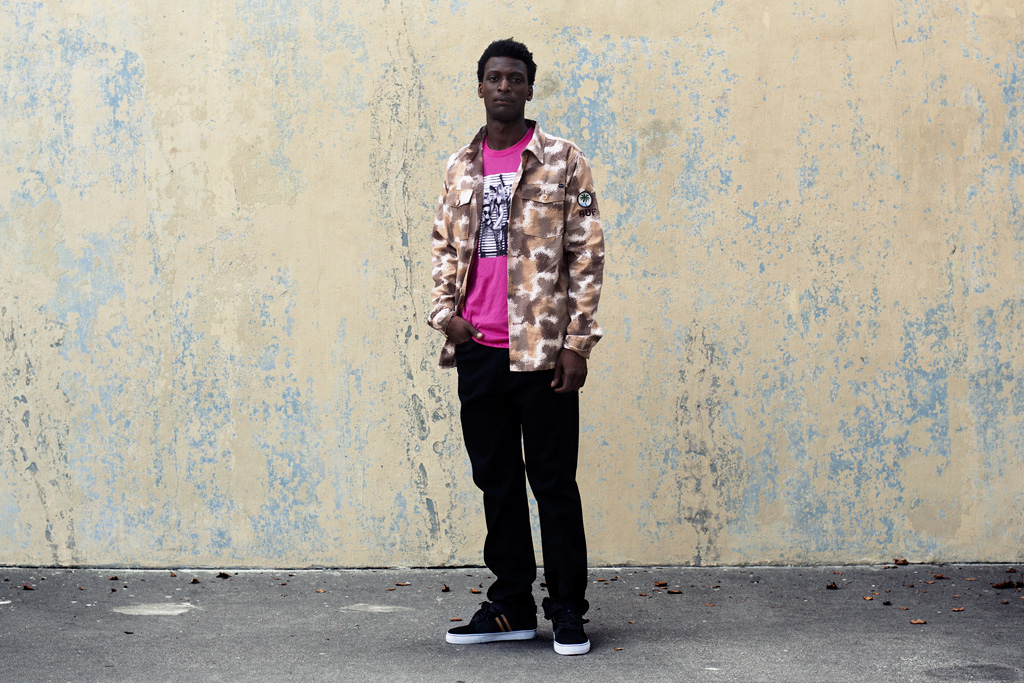 "Image of HUF 2013 Fall/Winter ""Piece By Piece"" Lookbook"