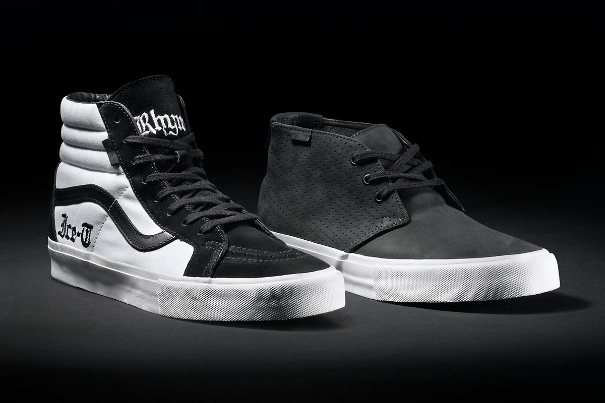 Image of An Exclusive Look at the Ice-T x Vans Syndicate Footwear Collection