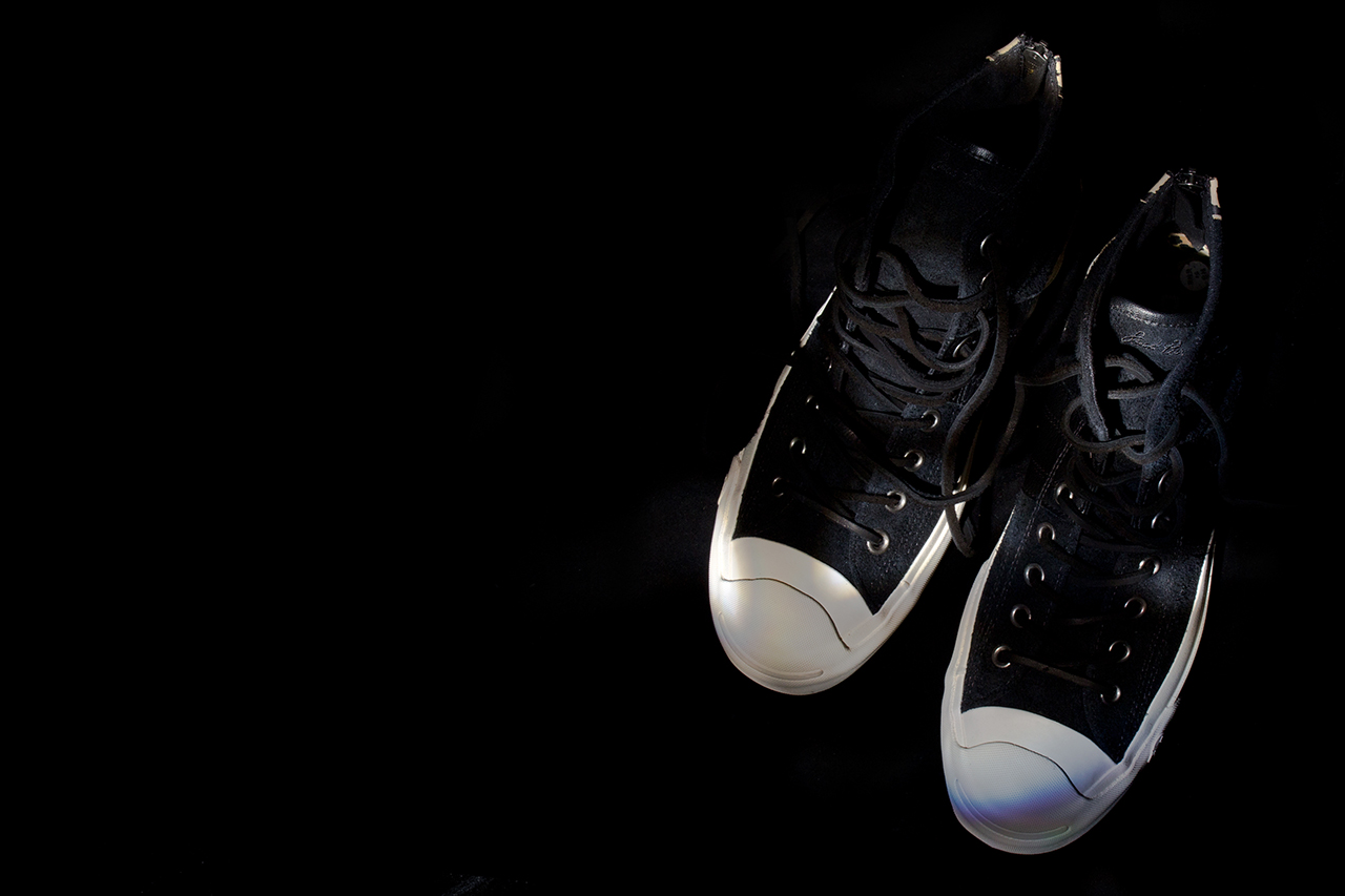 Image of INVINCIBLE for Converse First String Jack Purcell Johnny