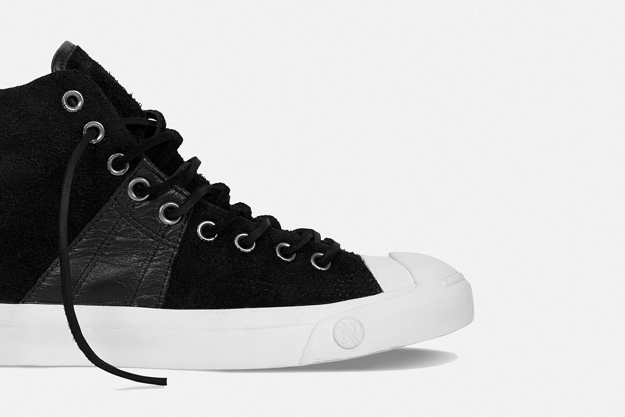 Image of INVINCIBLE for Converse First String Jack Purcell Johnny Preview
