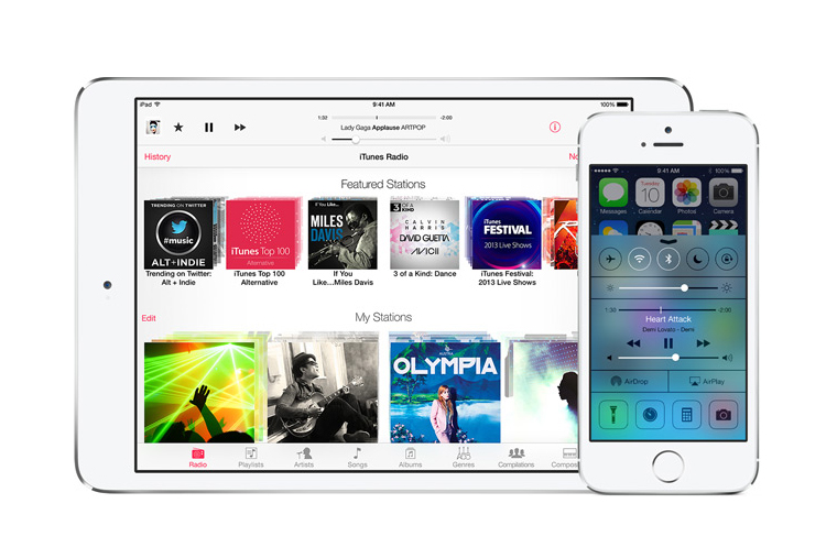 Image of iOS 7 Is Now Available