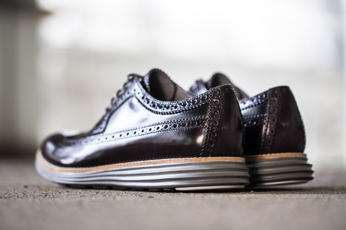 "Image of ISETAN x Cole Haan Lunargrand Longwing ""Shinjuku 10th Anniversary"" Collection"