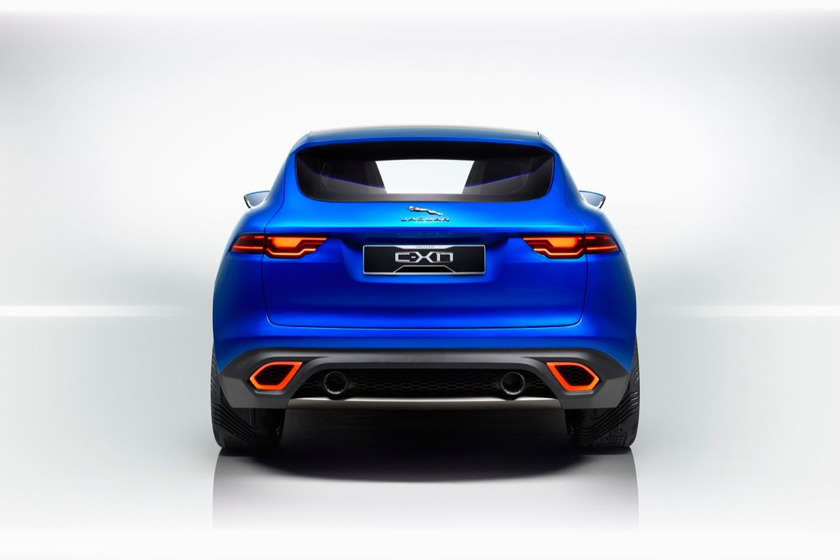 Image of Jaguar C-X17 Crossover Concept
