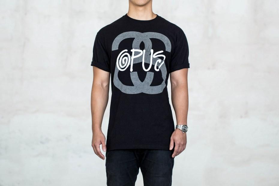 Image of Jay Chou x PHANTACi x Stussy OPUS World Tour T-Shirt