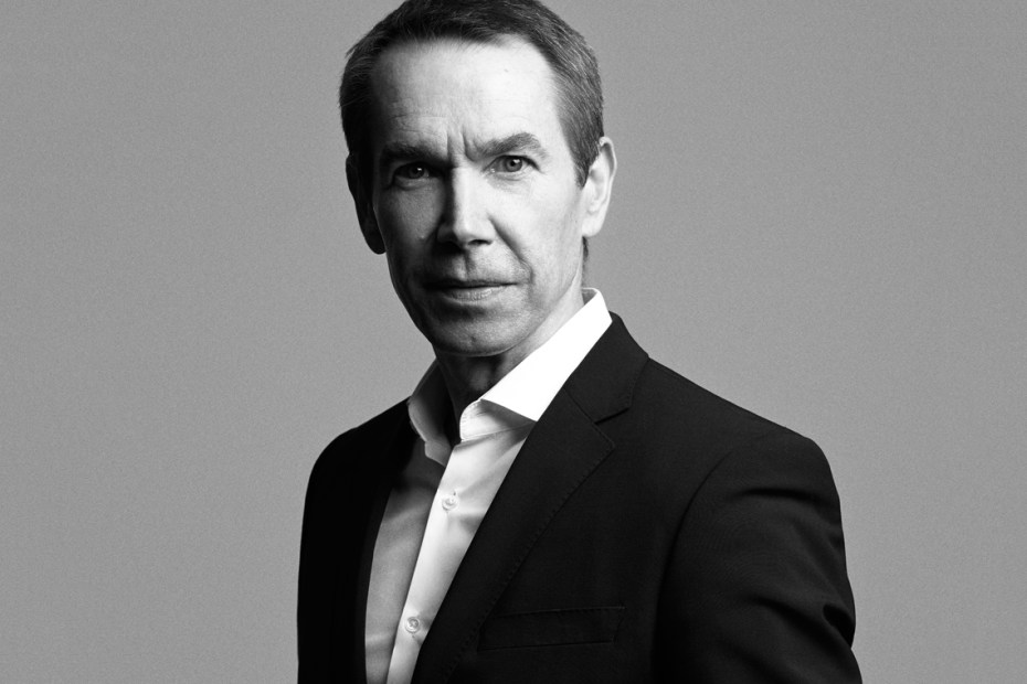 Image of Jeff Koons to Design Lady Gaga Sculpture for ARTPOP