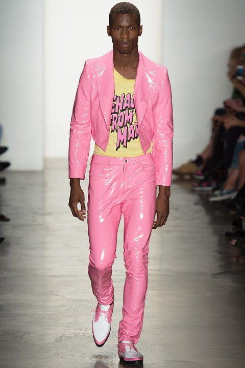 Image of Jeremy Scott 2014 Spring/Summer Collection
