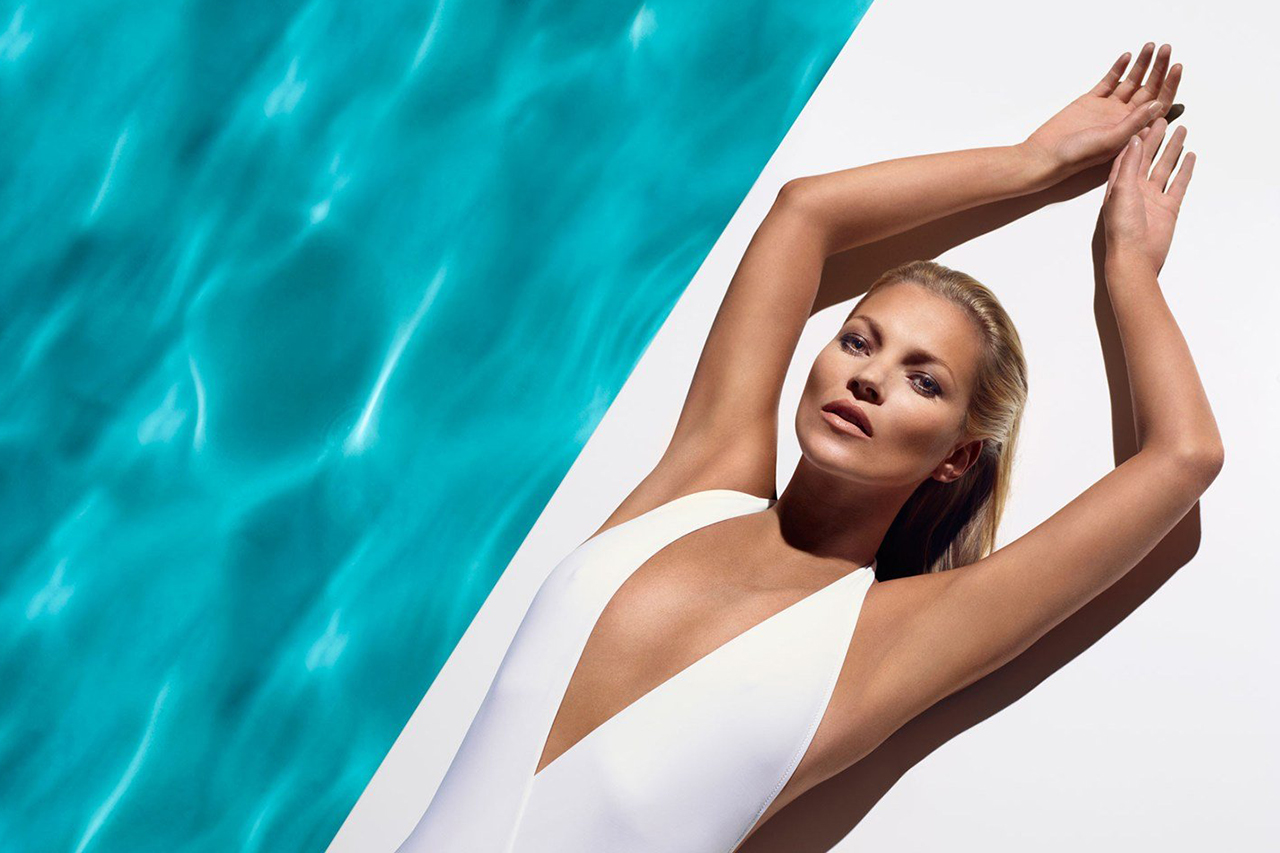 Image of Kate Moss Confirmed to Cover Playboy's 60th Anniversary Issue