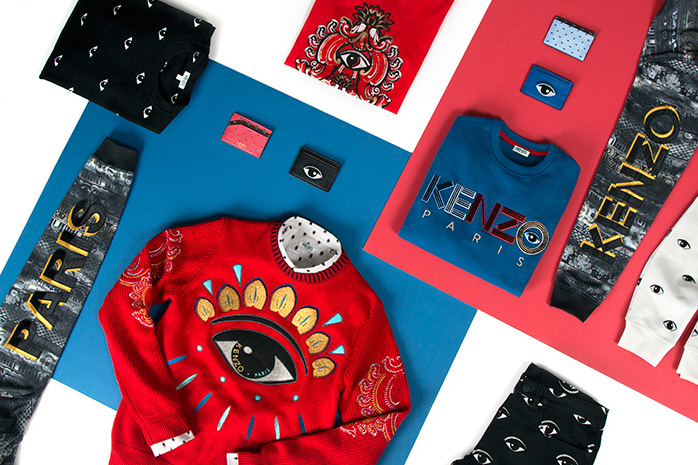 Image of Kenzo 2013 Fall/Winter Collection