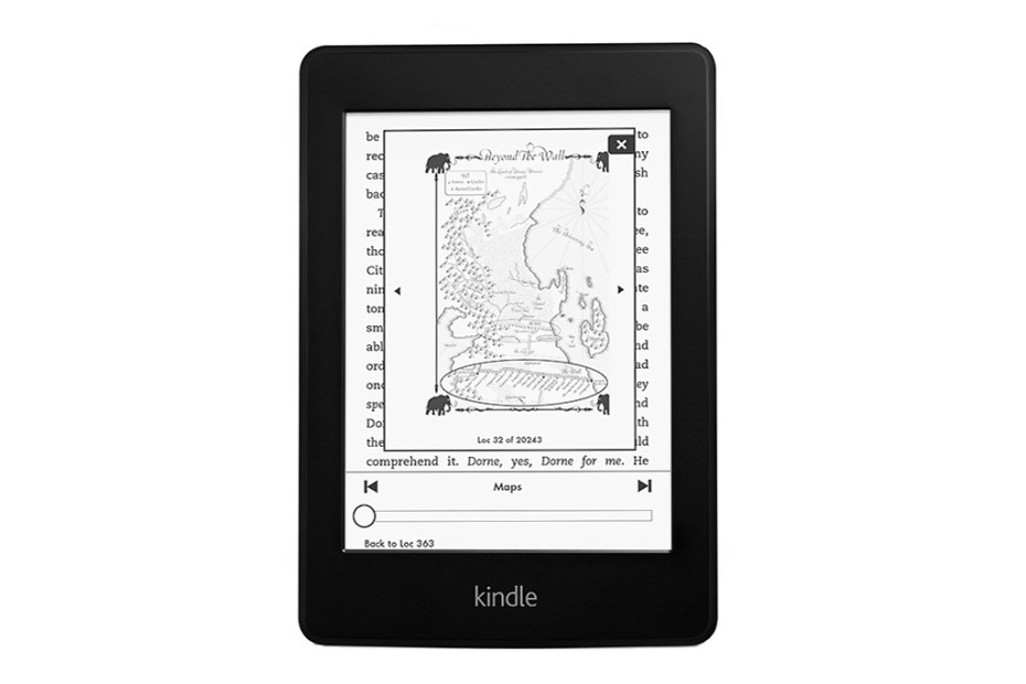 Image of Kindle Paperwhite 2
