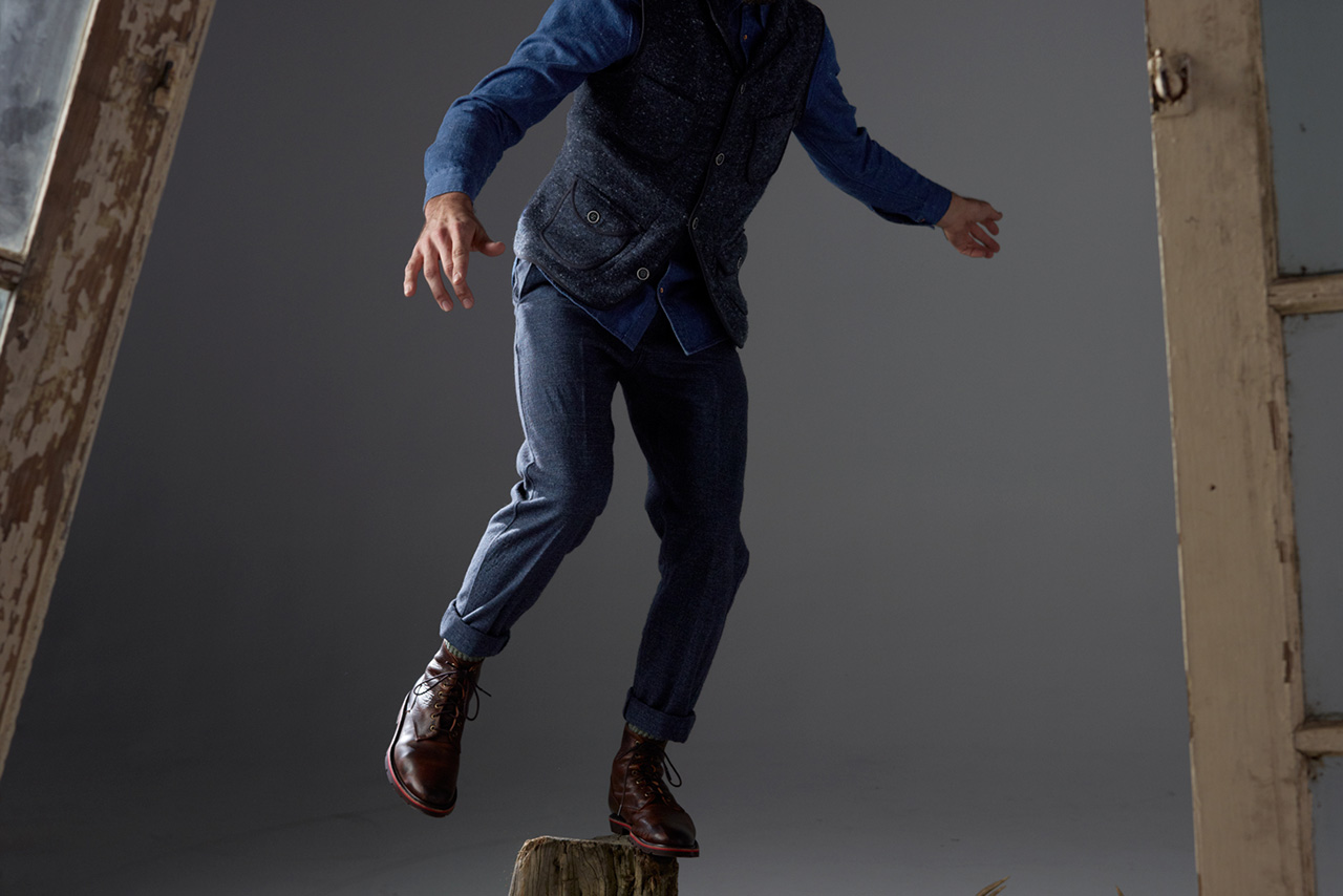 Image of Levi's Made & Crafted 2013 Fall/Winter Lookbook