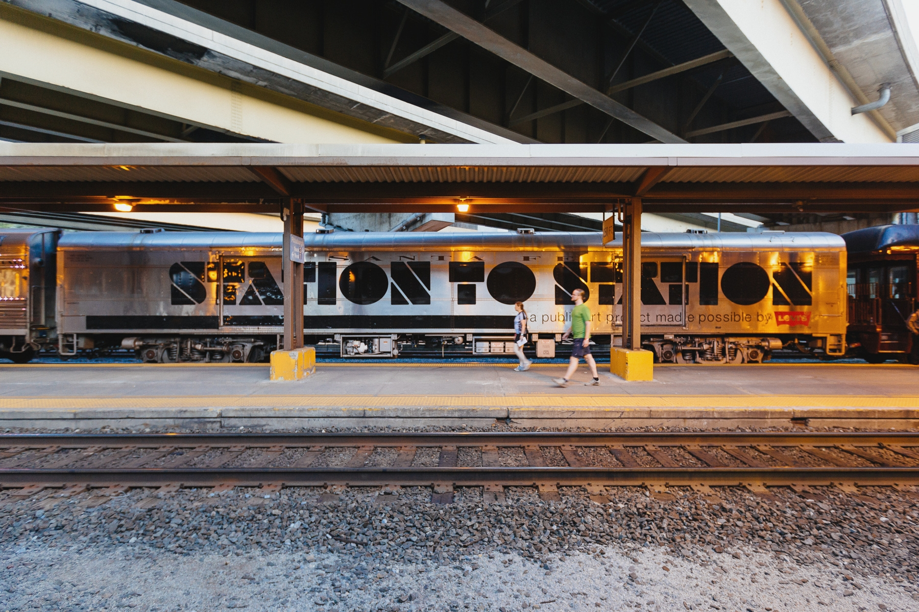 levis station to station