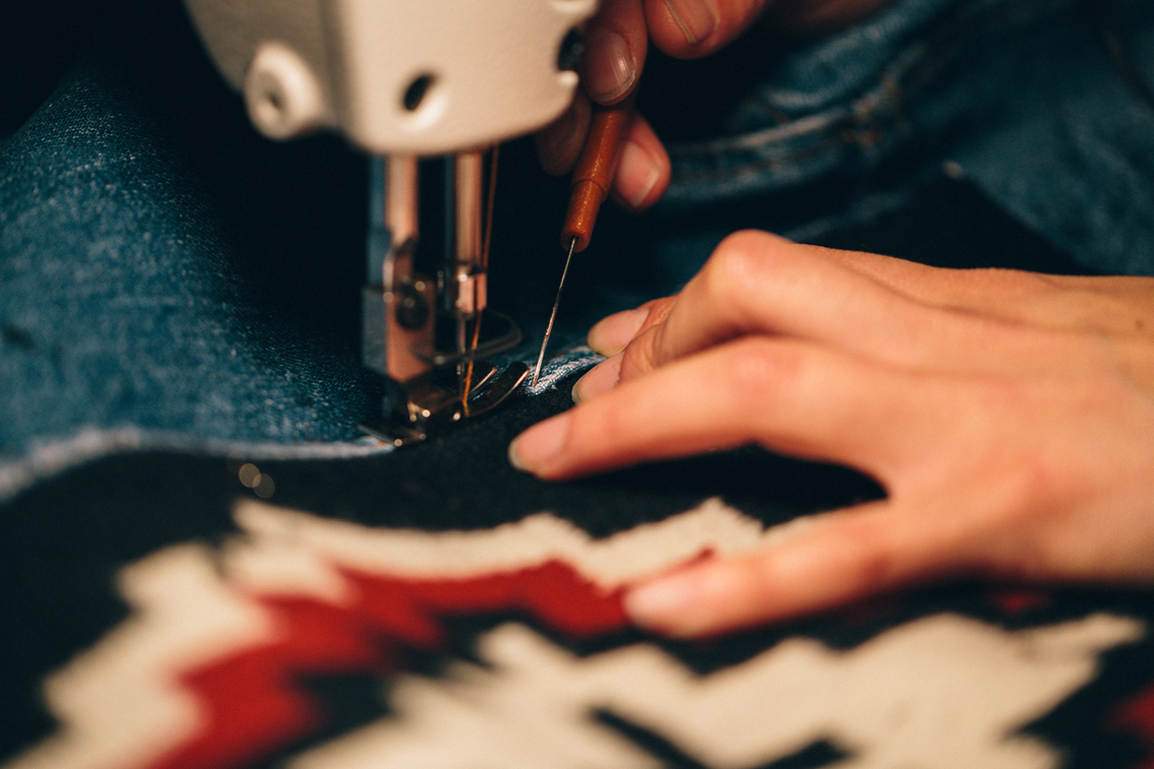 Image of Levi's® Station to Station: Process with the Levi's® Tailor Shop