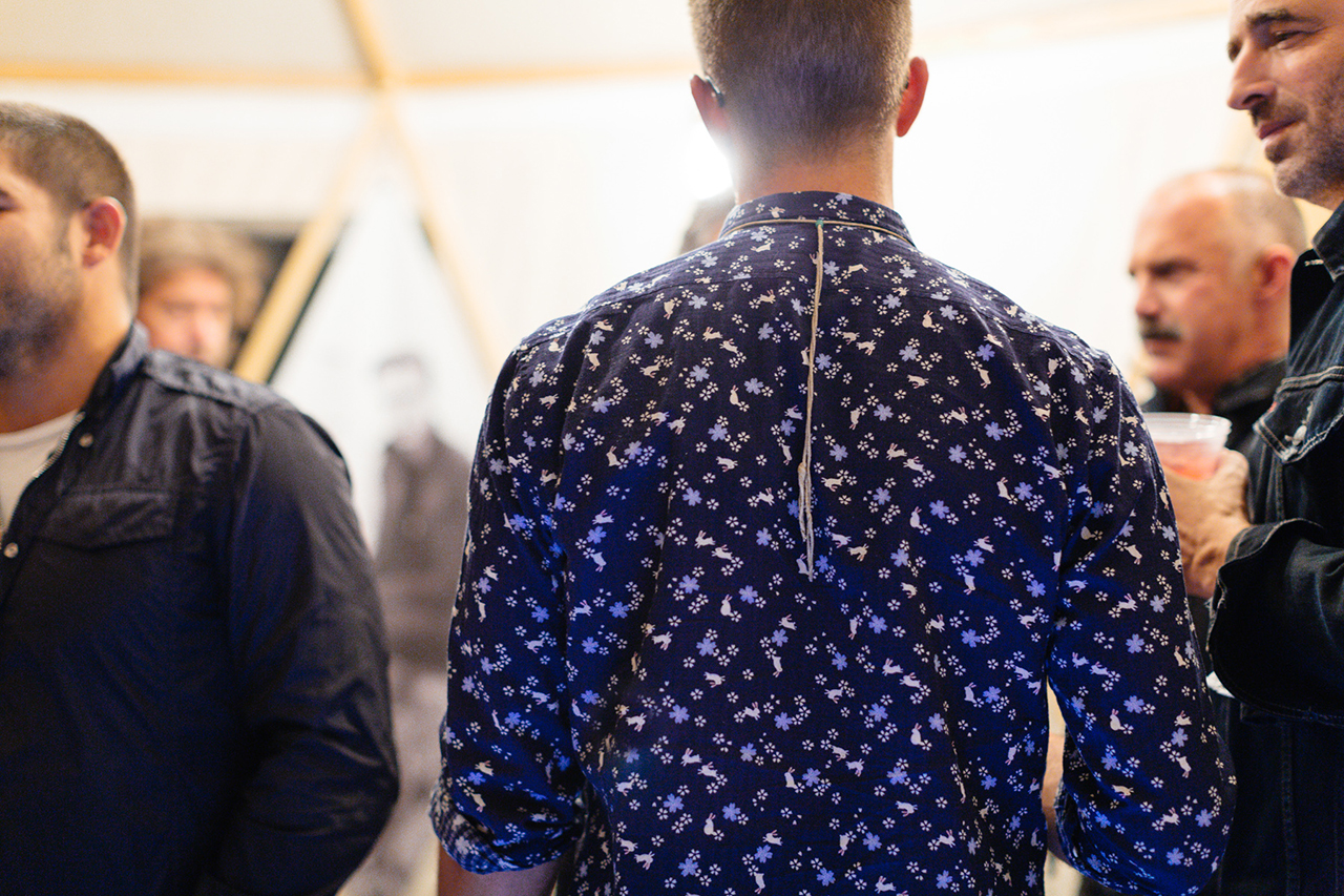 Image of Streetsnaps: Levi's® Station to Station New York