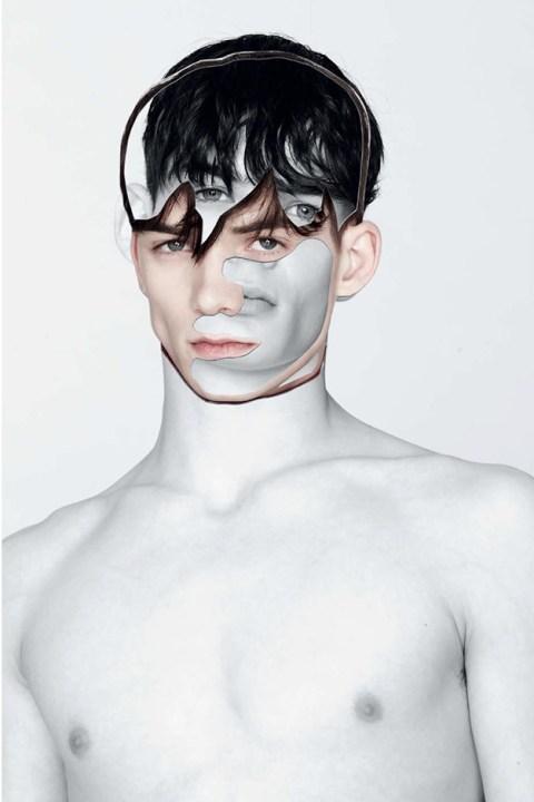 Image of KRISVANASSCHE 2013 Fall/Winter Campaign