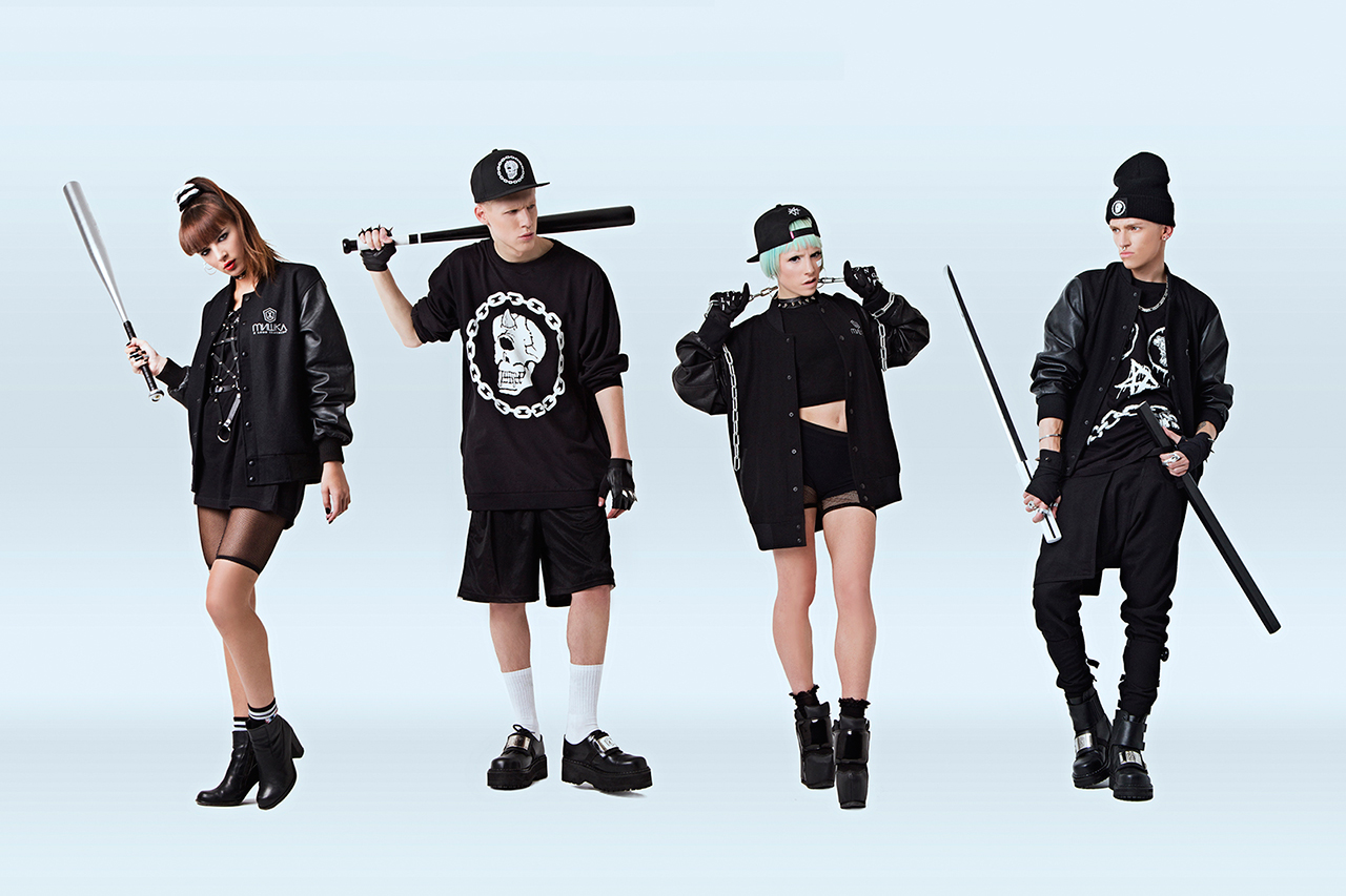 Image of Long Clothing x Mishka 2013 Fall Capsule Collection