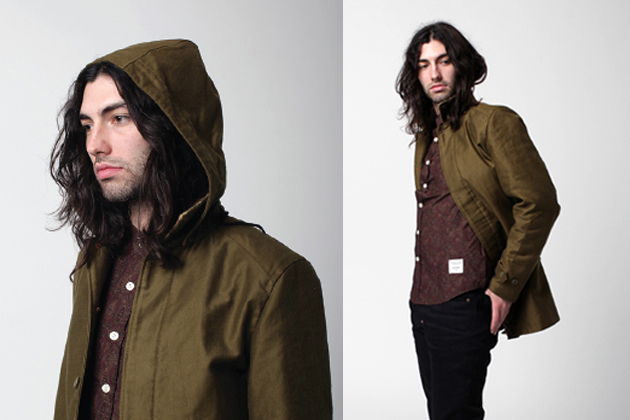 """Image of Maiden Noir 2013 Fall/Winter """"Kidnapping Mountains"""" Collection"""