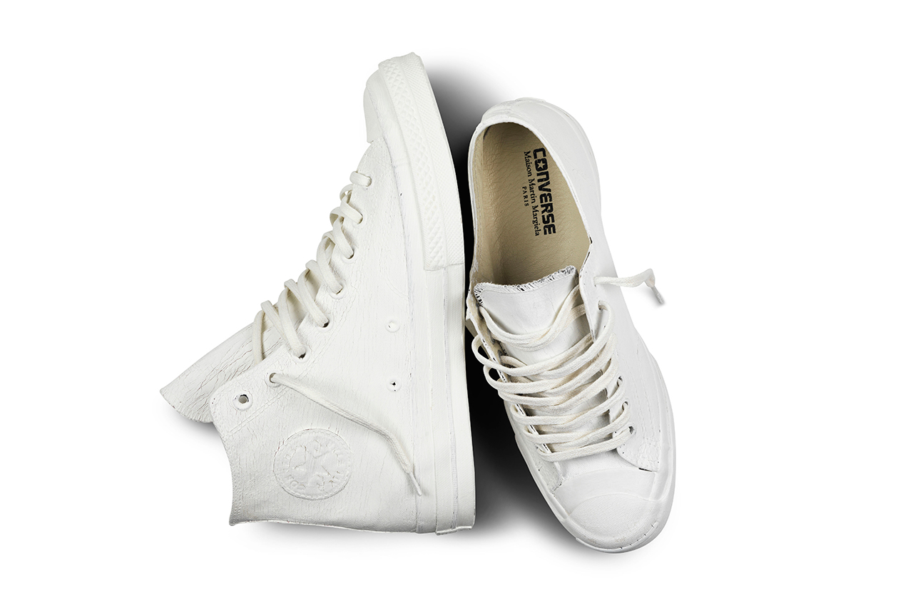 Image of Maison Martin Margiela x Converse First String 2013 Collection Official Release Details
