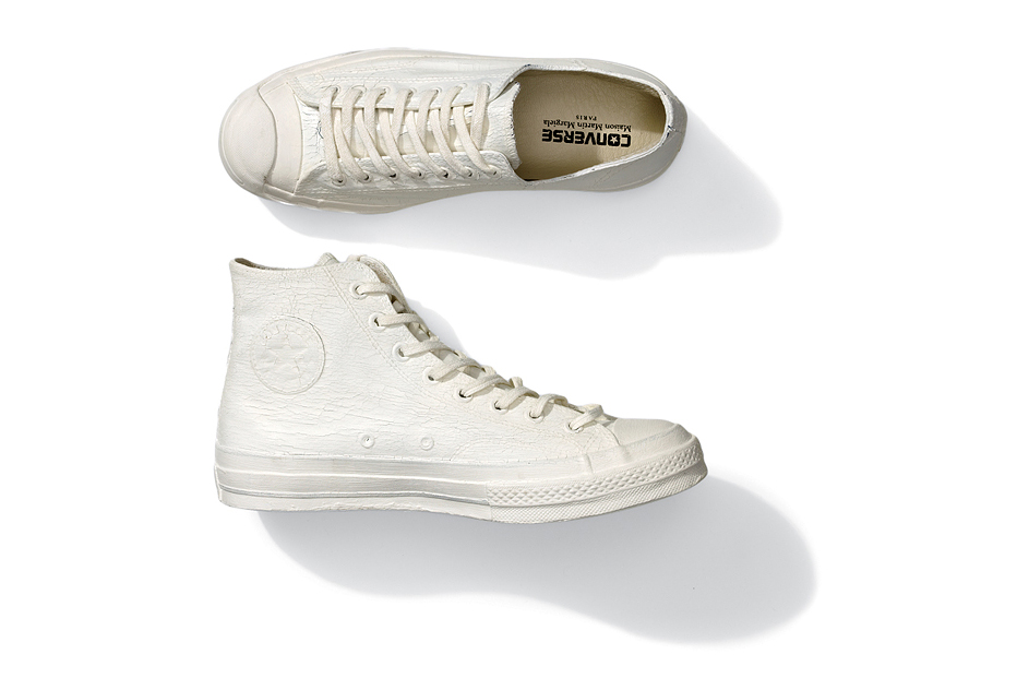 Image of Maison Martin Margiela x Converse 2013 Fall Collaboration Unveiled