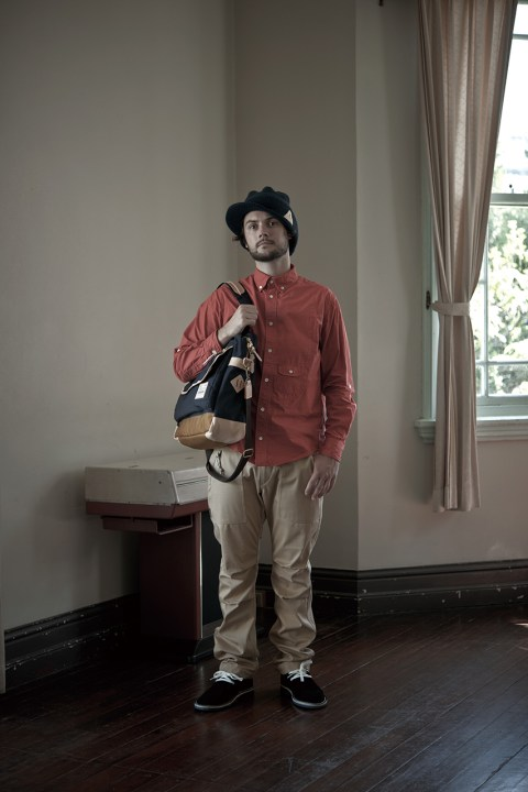 Image of master-piece 2013 Fall/Winter Lookbook