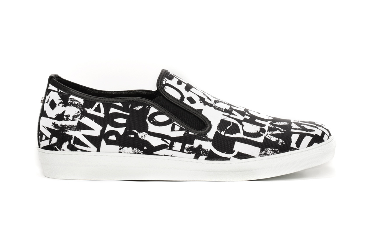 Image of McQ by Alexander McQueen 2014 Spring/Summer Footwear Collection