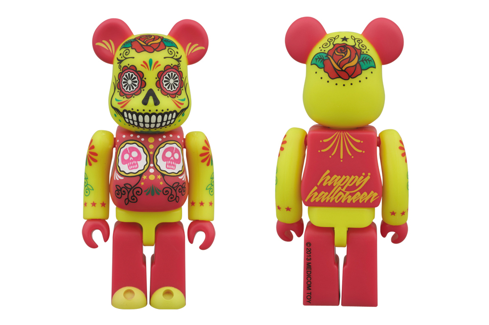 "Image of Medicom Toy 2013 ""Happy Halloween"" 100% Bearbrick"