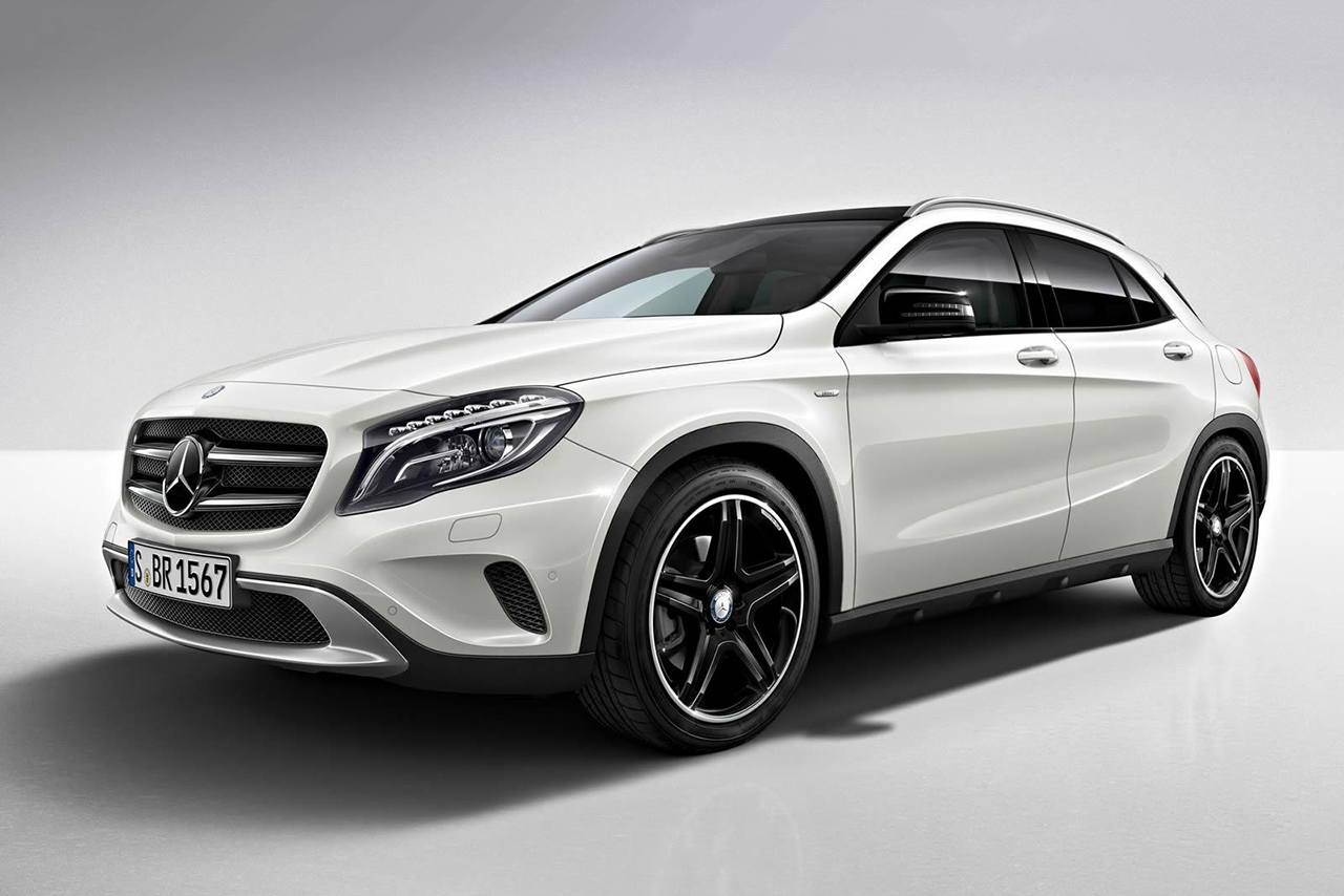 Image of Mercedes-Benz 2014 GLA-Class Edition 1