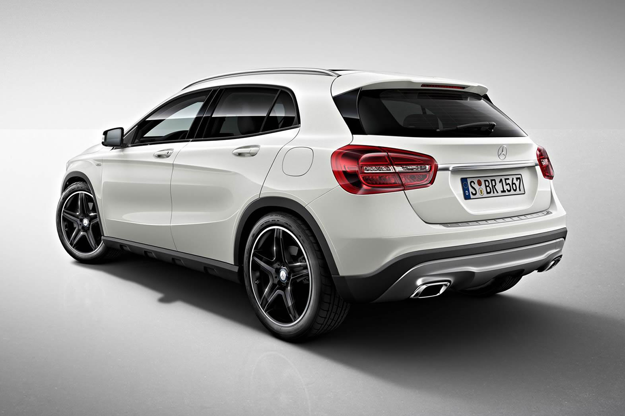 Mercedes benz gla review | 2014 200 cdi diesel launch, What's hot ...