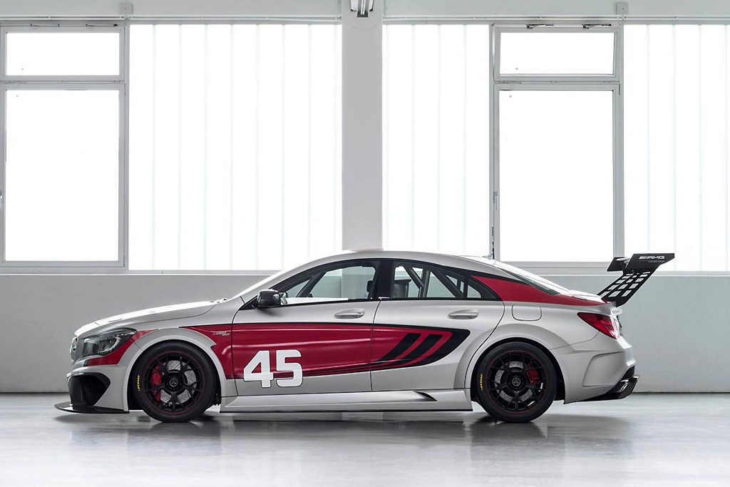 Image of Mercedes-Benz CLA 45 AMG Racing Series