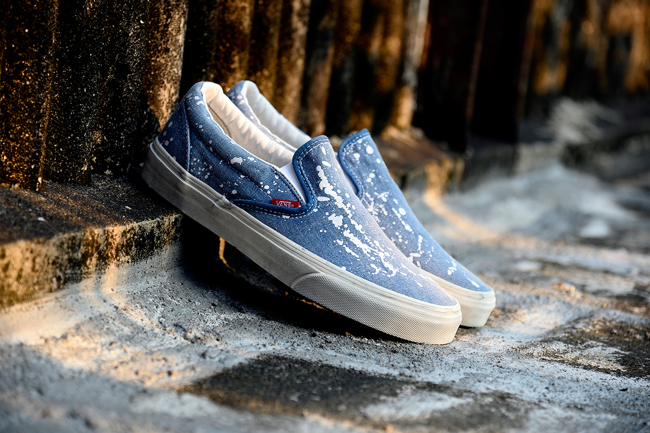 Image of Milk Magazine x Vans Classics 12th Anniversary Collection