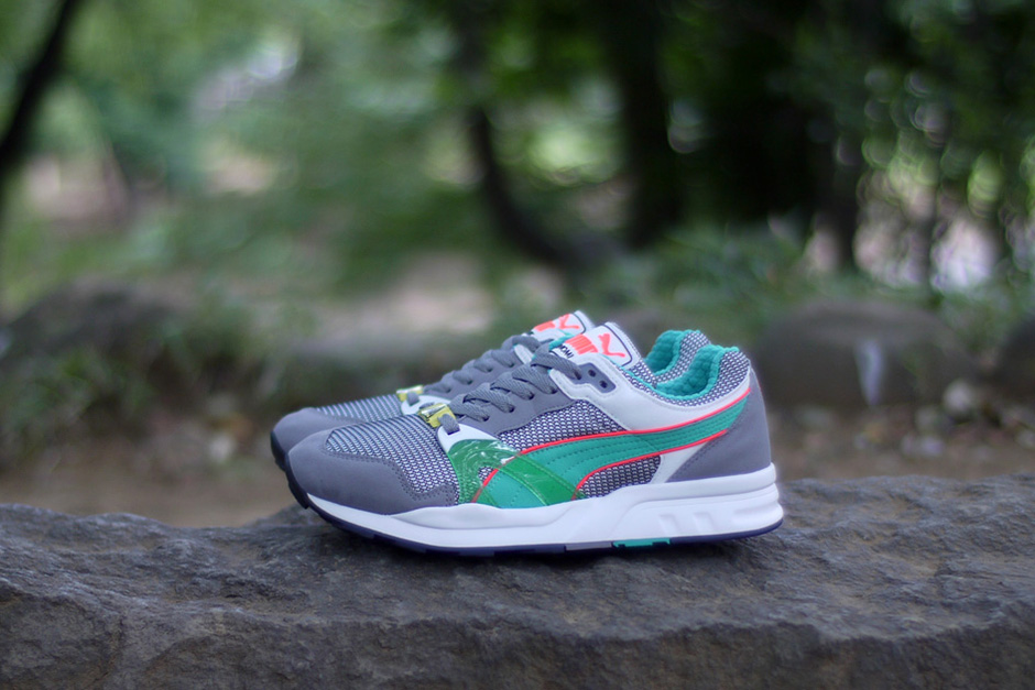 "Image of mita sneakers x Beauty & Youth x PUMA Trinomic XT1 Plus OG ""KA LIMITED EDITION"""