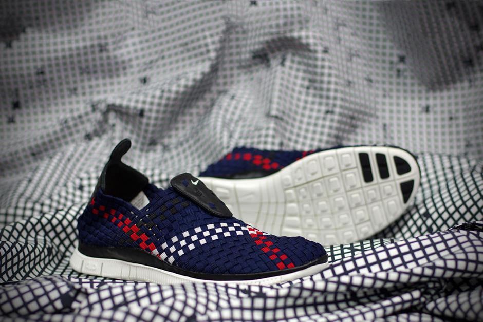 Image of mita sneakers x Nike Free Woven 4.0