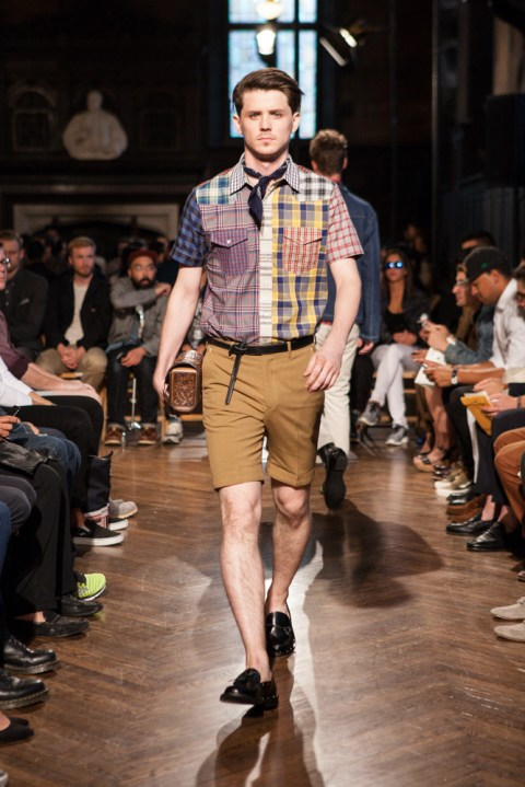 Image of N.HOOLYWOOD 2014 Spring/Summer Collection