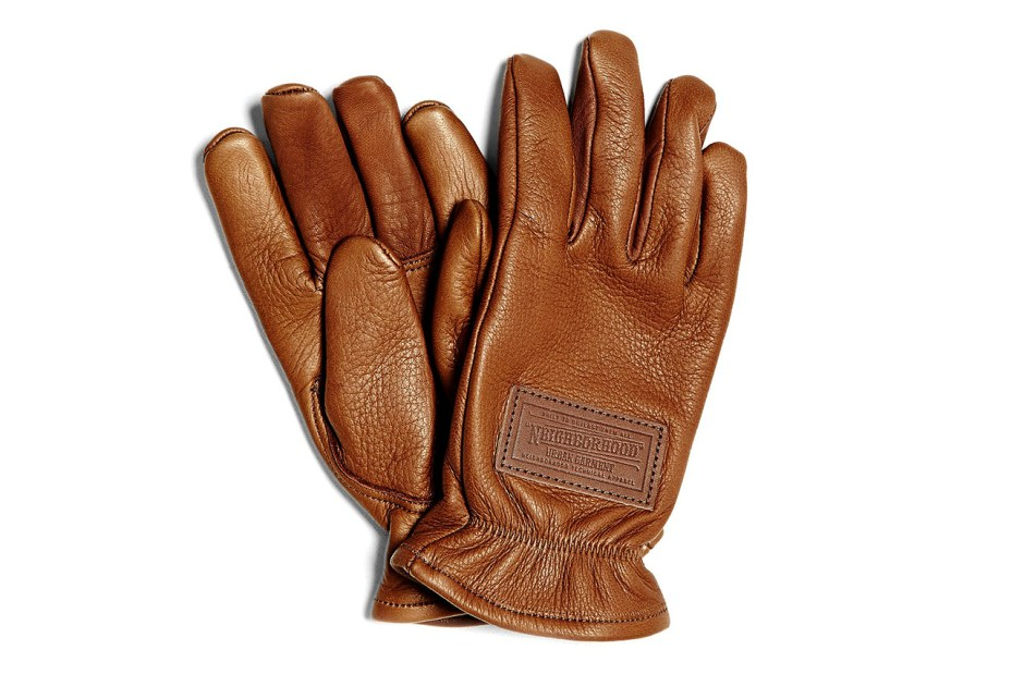 Image of NEIGHBORHOOD 2013 BT Leather Gloves