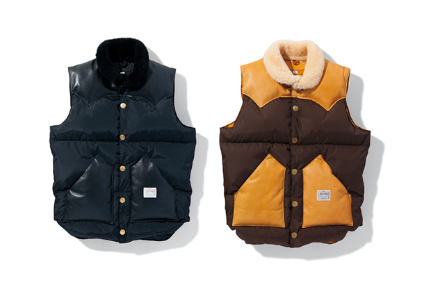 "Image of NEIGHBORHOOD × Rocky Mountain Featherbed ""Christy"" Down Vest"
