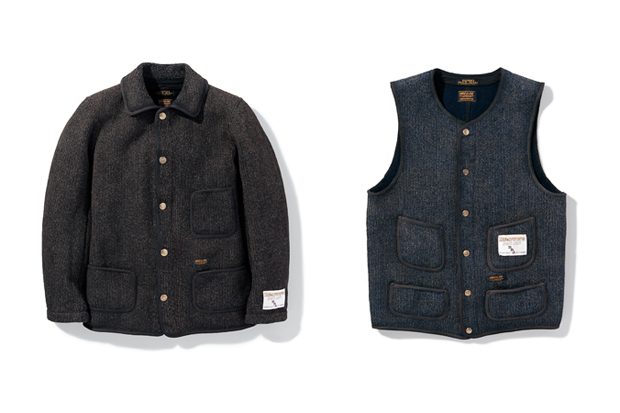 Image of NEIGHBORHOOD × Brown's Beach Jacket 2013 Fall/Winter Capsule Collection
