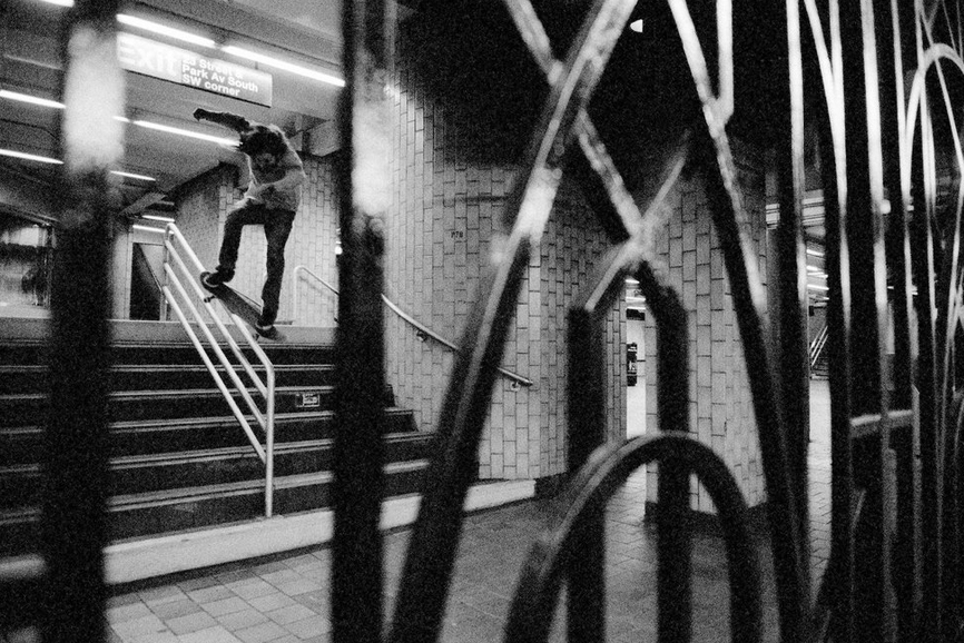 Image of The New York Times Highlights New York Skate Photographer Allen Ying