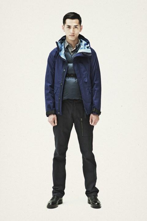 Image of NEXUSVII 2013 Fall/Winter Lookbook