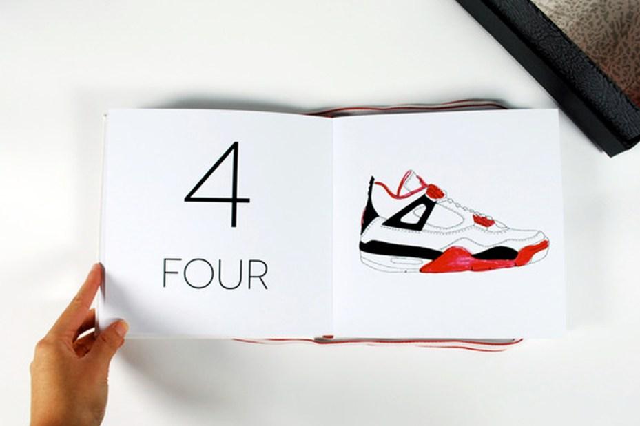 Image of Air Jordan Counting Book by Jacinta Conza